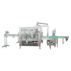 2000BPH-0.5L Water Bottle Filling Machine