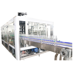 5000BPH Monoblock 4 in 1 Bottle Beer Filling Machine