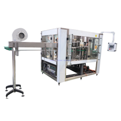 4000BPH Plastic Bottle Juice Filling Machine