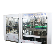 9500BPH Cabornated drink Bottle Filling Machine
