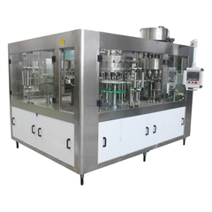 7500BPH Cabornated drink Bottle Filling Machine